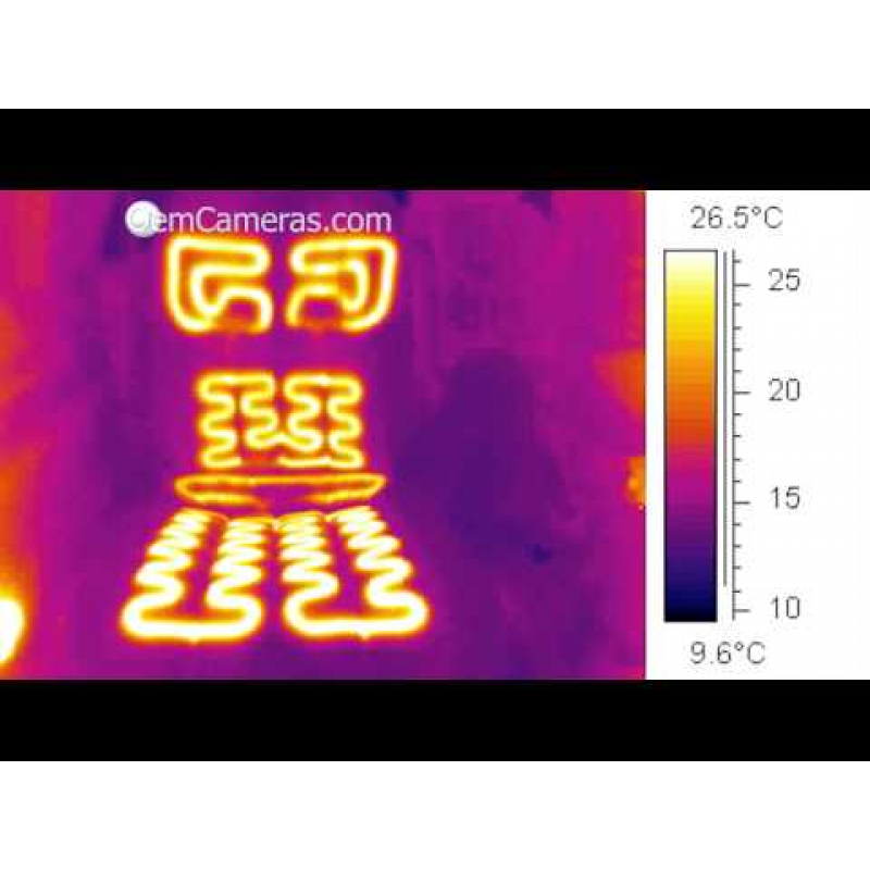 FLIR A65 50mm (30 Hz) - 12.4° FoV Thermal Imaging Camera