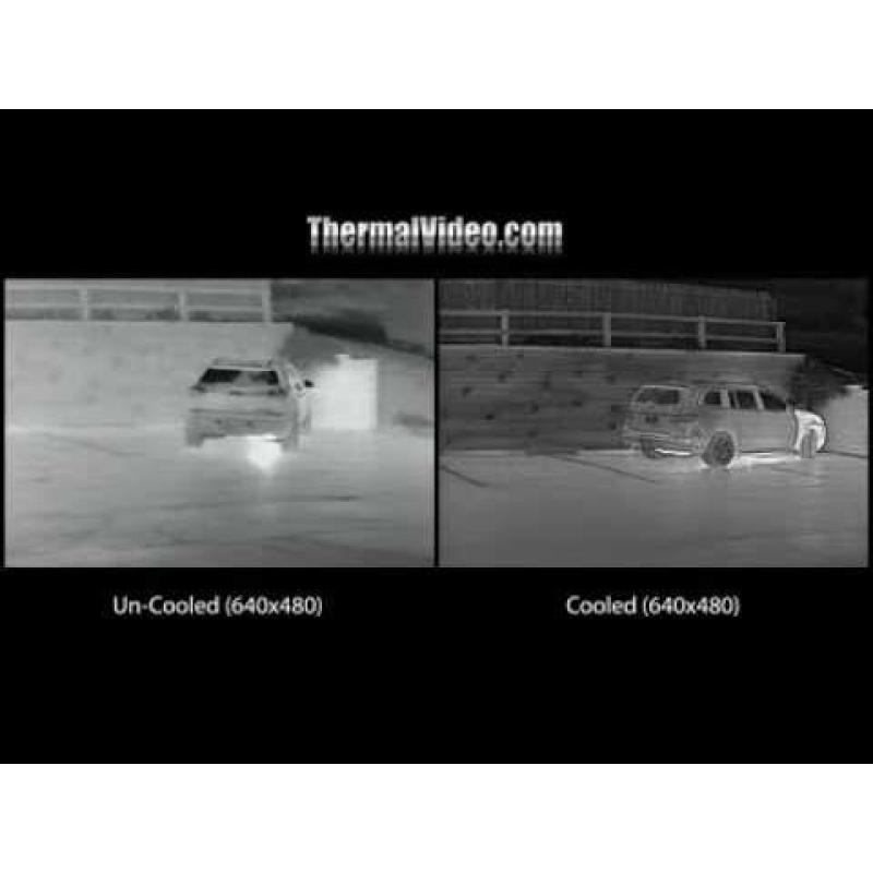 FLIR PT-617 HD VISIBLE AND THERMAL PAN/TILT