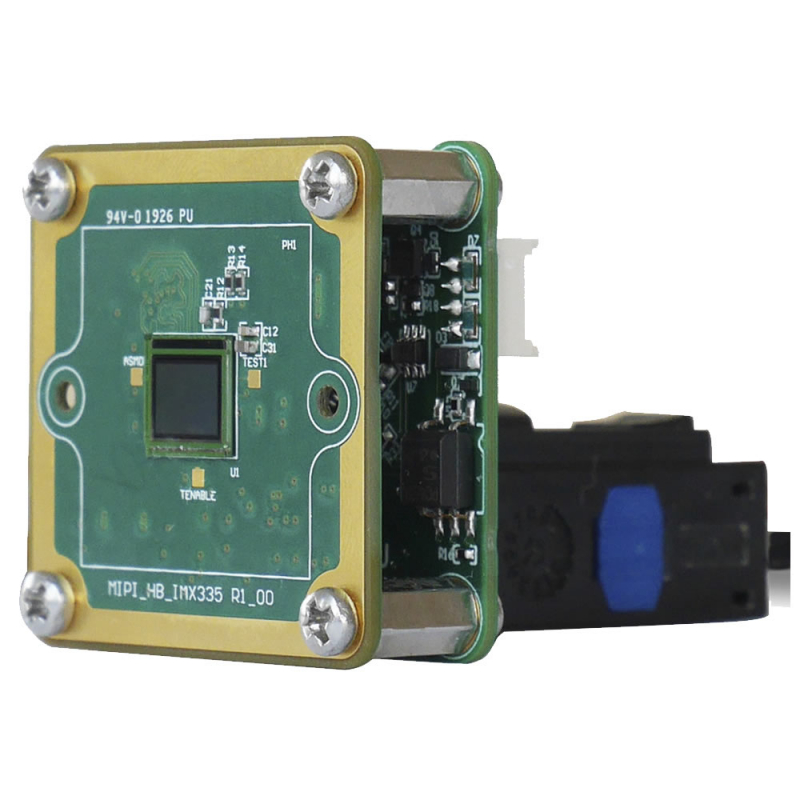 DMM 37CX296-ML FPD-Link III monochrome board camera