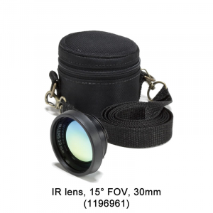 IR lens, 15° FOV, 30mm (1196961)