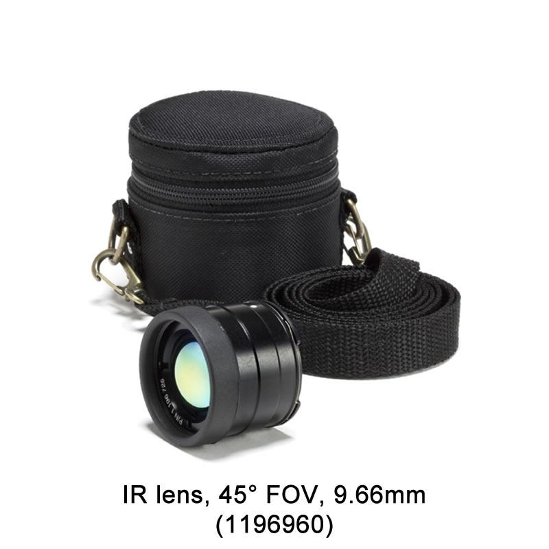 IR lens, 45° FOV, 9.66mm (1196960)