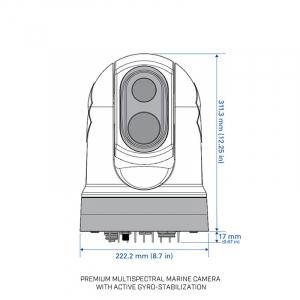 M364C PREMIUM MULTISPECTRAL MARINE CAMERA