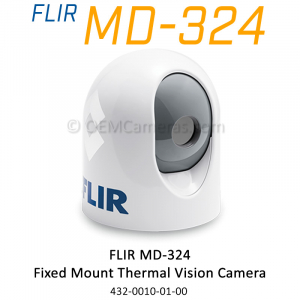 Teledyne FLIR MD324 Compact Fixed View Marine Thermal Camera