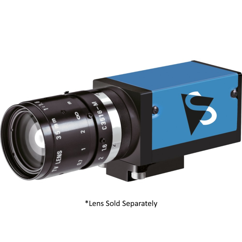 DMK 23GX236 GigE monochrome industrial camera