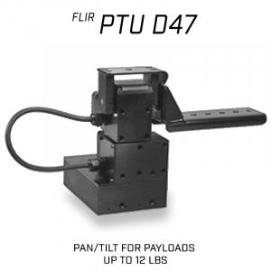 FLIR PTU-D47 Micro Pan-Tilt Motion Control System