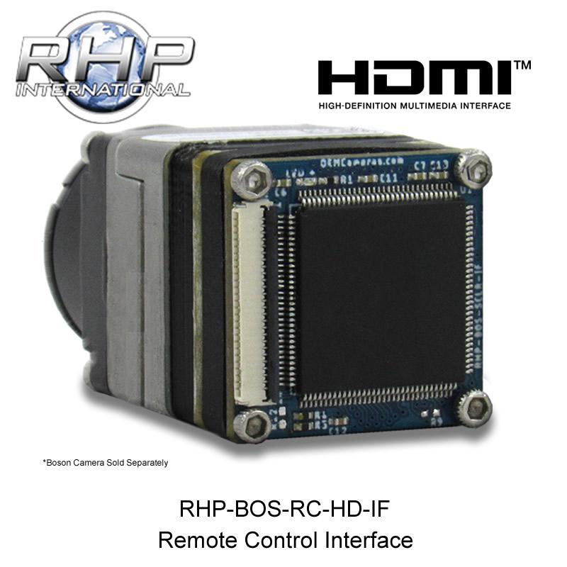 RHP Boson RC-HD-IF Remote Control Interface