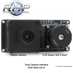 RHP-BOS-DS-IF Dual Thermal Sensor Interface
