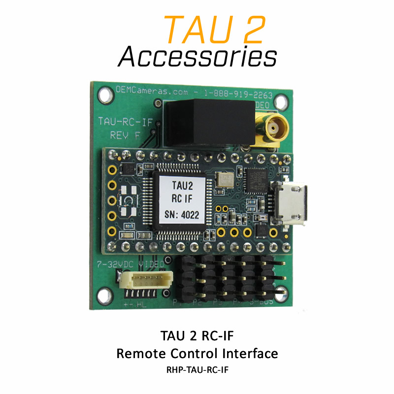 TAU2-RC-IF Remote Control Interface