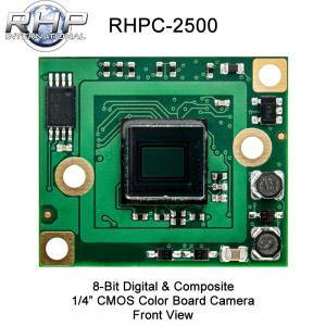 RHPC-2500 - 1/4'' CMOS Color Board Camera