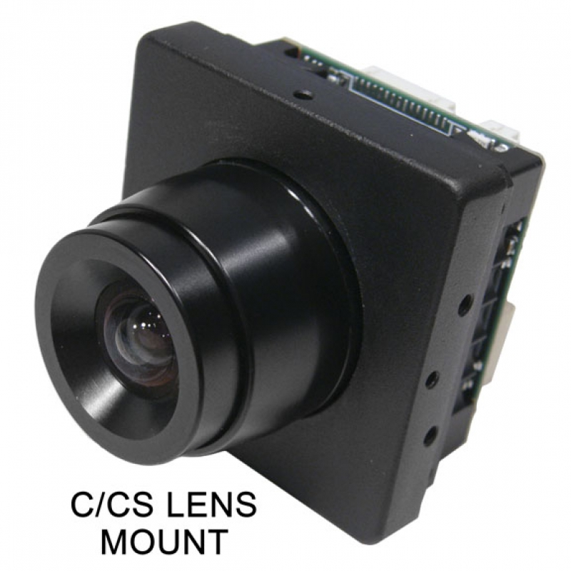 RHPC-HD10/CS High Definition HD Board Camera