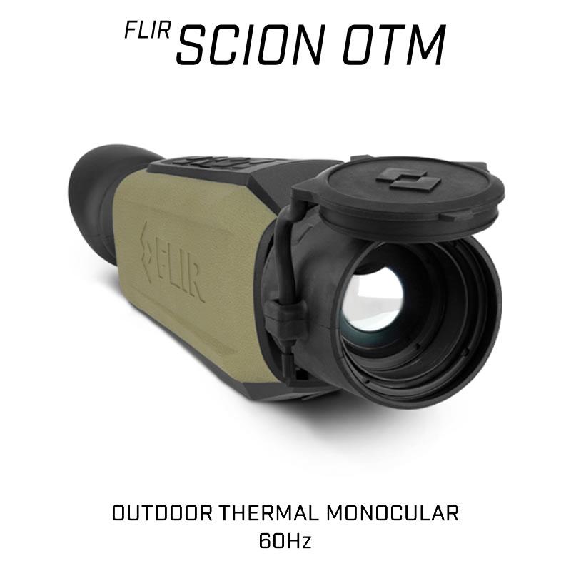 FLIR SCION OTM436 Outdoor Thermal Monocular