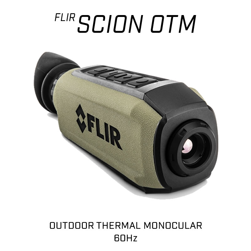 Scion OTM136 Outdoor Thermal Monocular