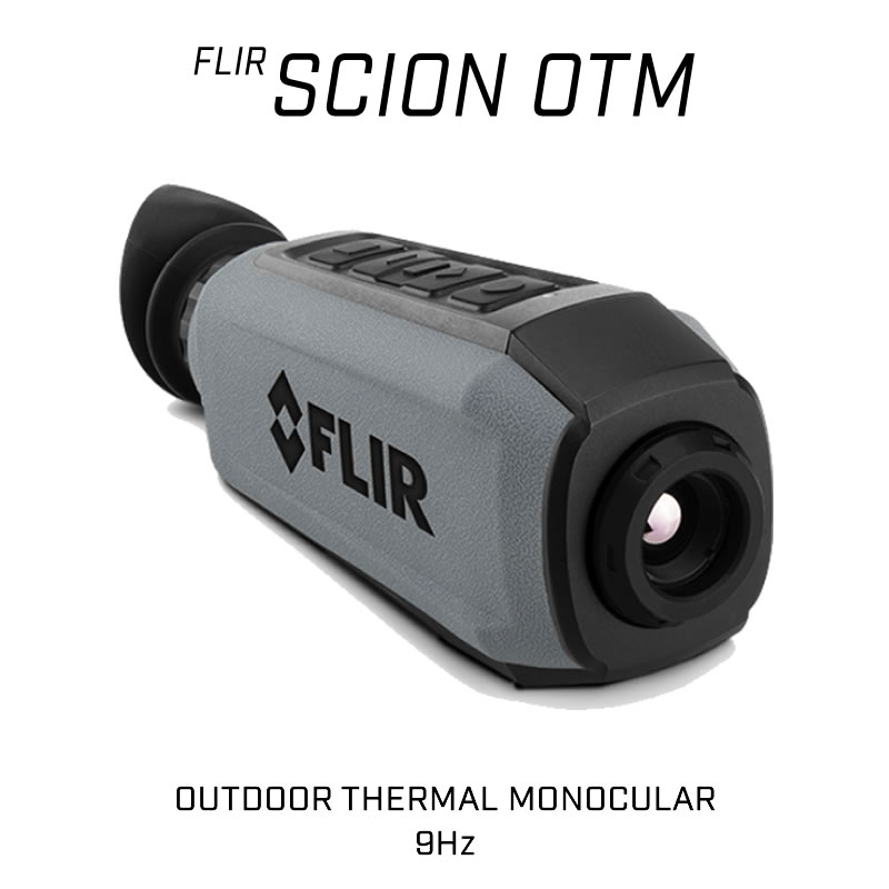 FLIR Scion OTM230 Outdoor Thermal Monocular