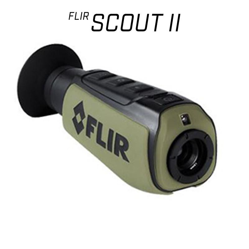 FLIR Scout II 320 <9Hz Handheld Thermal Imager