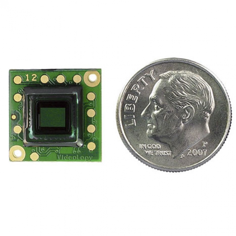 Videology 21B45 - Mini CMOS Color Day/Night Board Camera