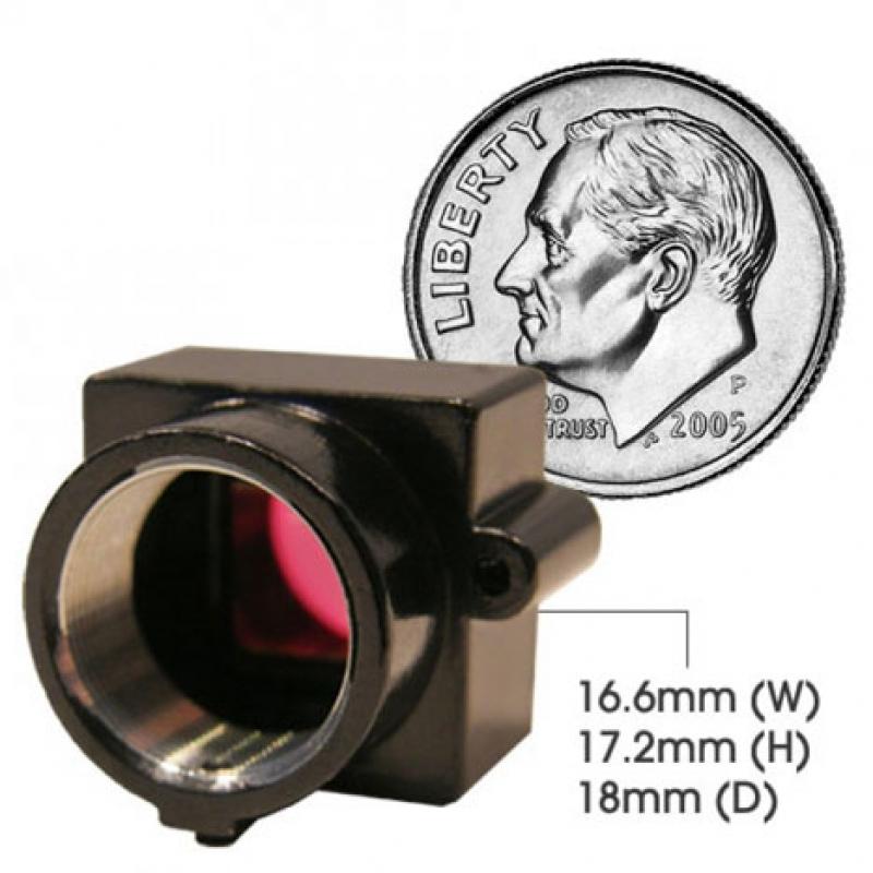 Videology 20B45M-12 Mini CMOS Color Camera