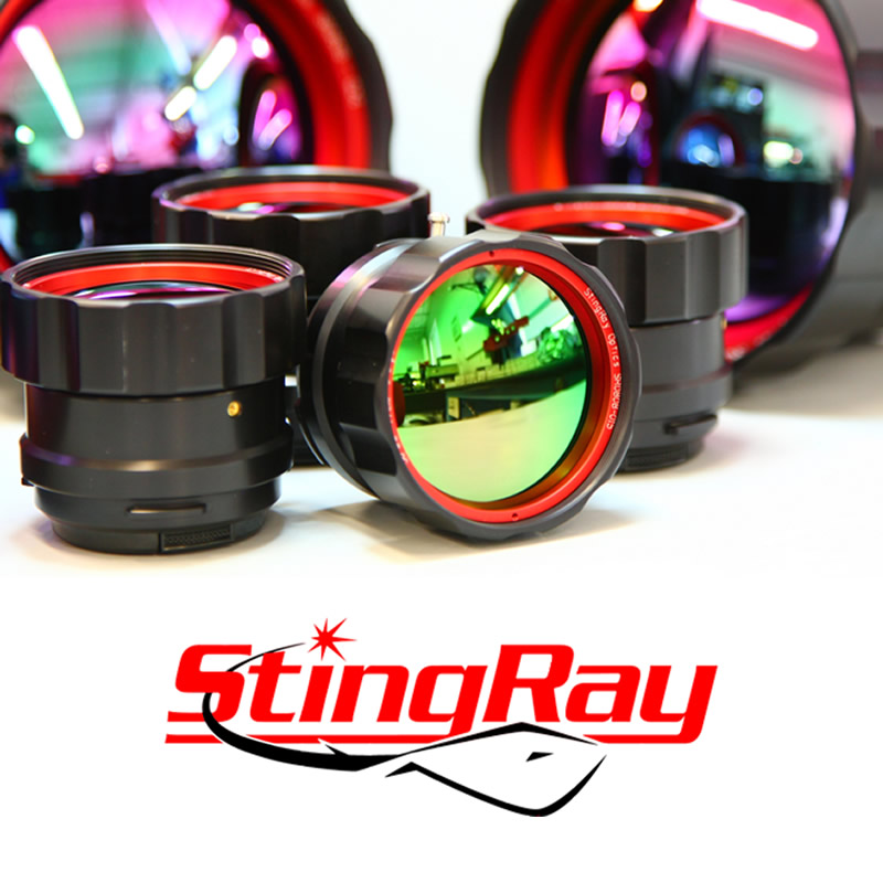 StingRay 200mm SWIR Lens