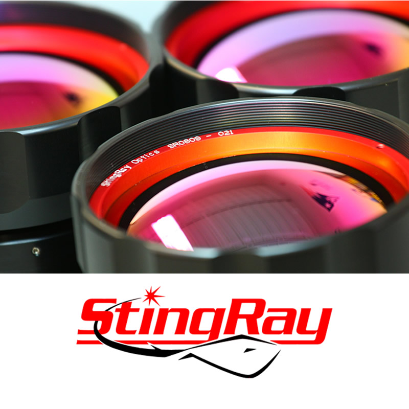 StingRay 25mm SWIR Adjustable Focus and Iris