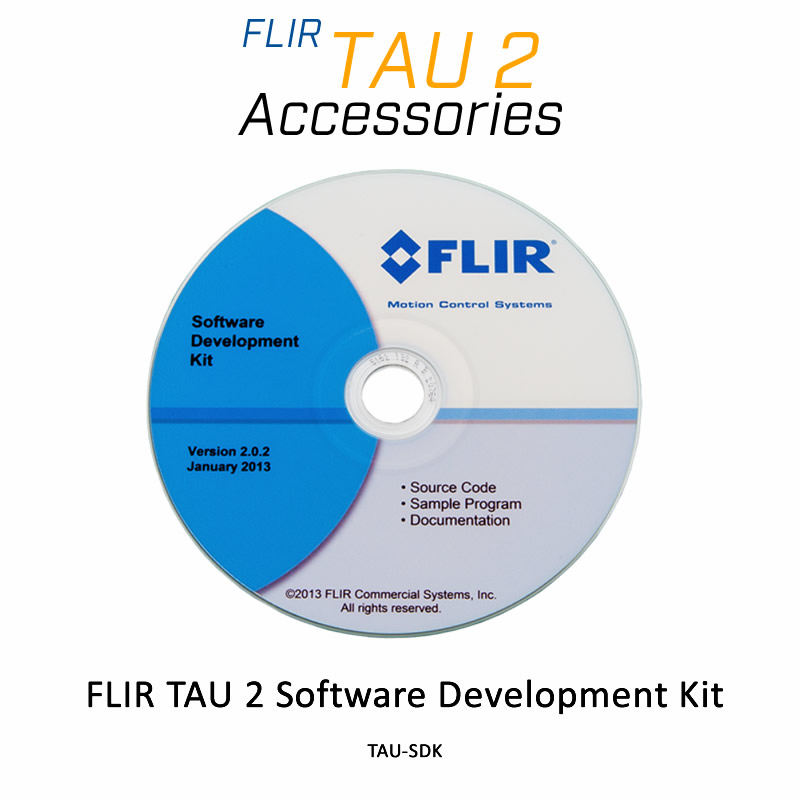 FLIR Tau SDK Software