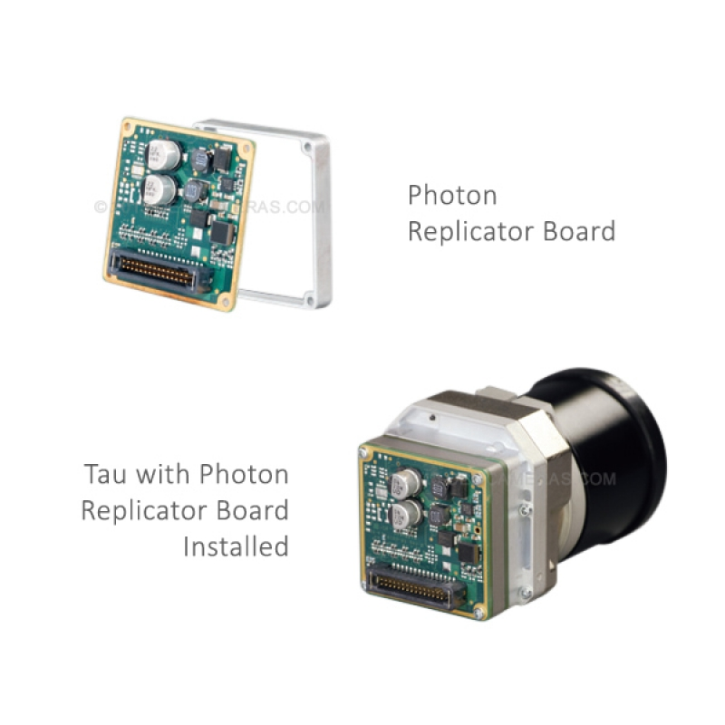 FLIR Tau 2 336 x 256 50mm 6.5° LWIR Thermal Imaging Camera Core 30Hz