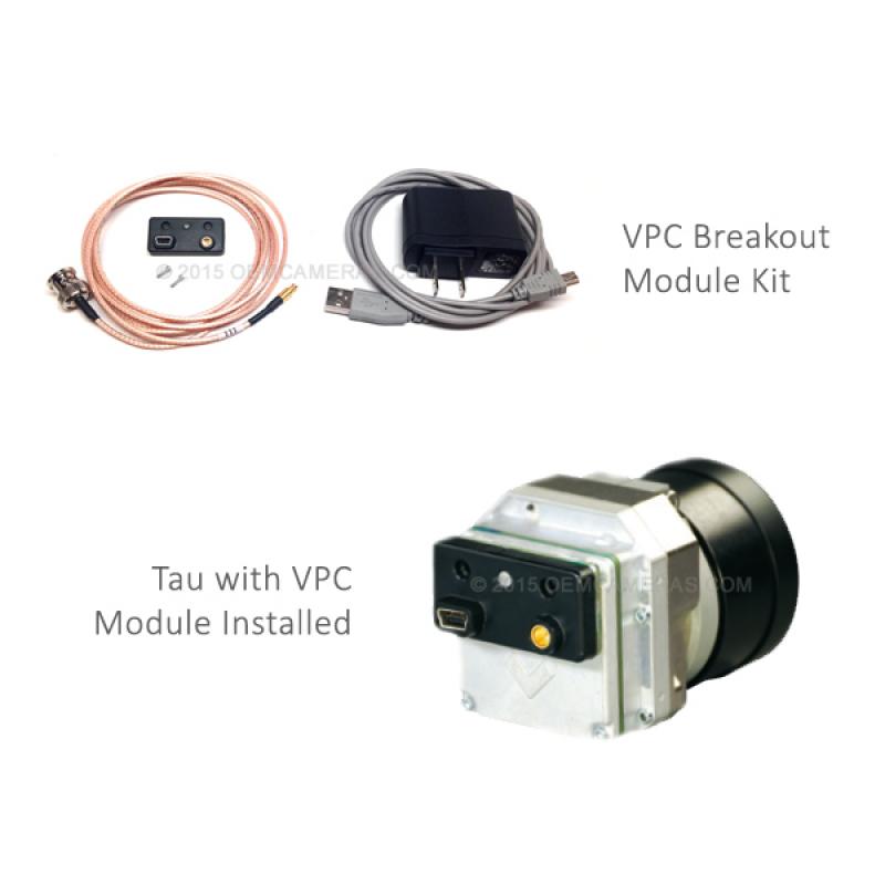 FLIR Tau 2 640 x 512 7.5mm 90°HFoV - LWIR Thermal Imaging Camera Core 30Hz
