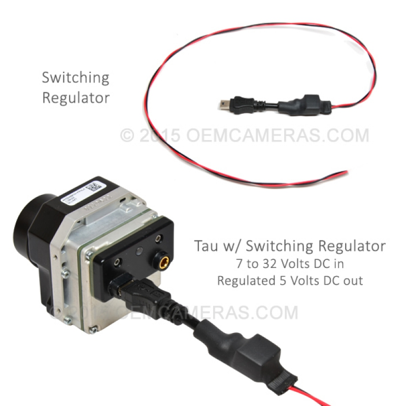 FLIR Tau 2 640 x 512 50mm 12.4°HFoV - LWIR Thermal Imaging Camera Core <9Hz