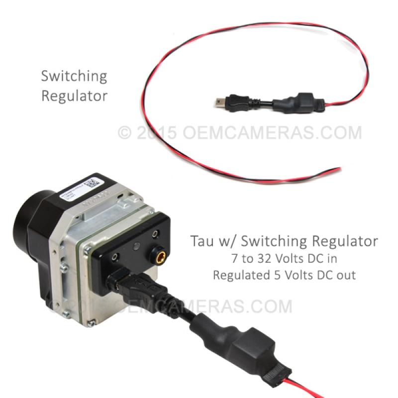 FLIR Tau 2 640 x 512 19mm 32°HFoV - LWIR Thermal Imaging Camera Core <9Hz