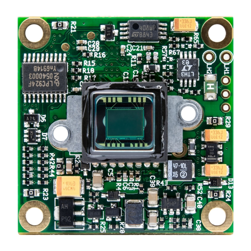 Videology 21D20XS 1/3 in. PAL Color Sharp CCD Board Camera