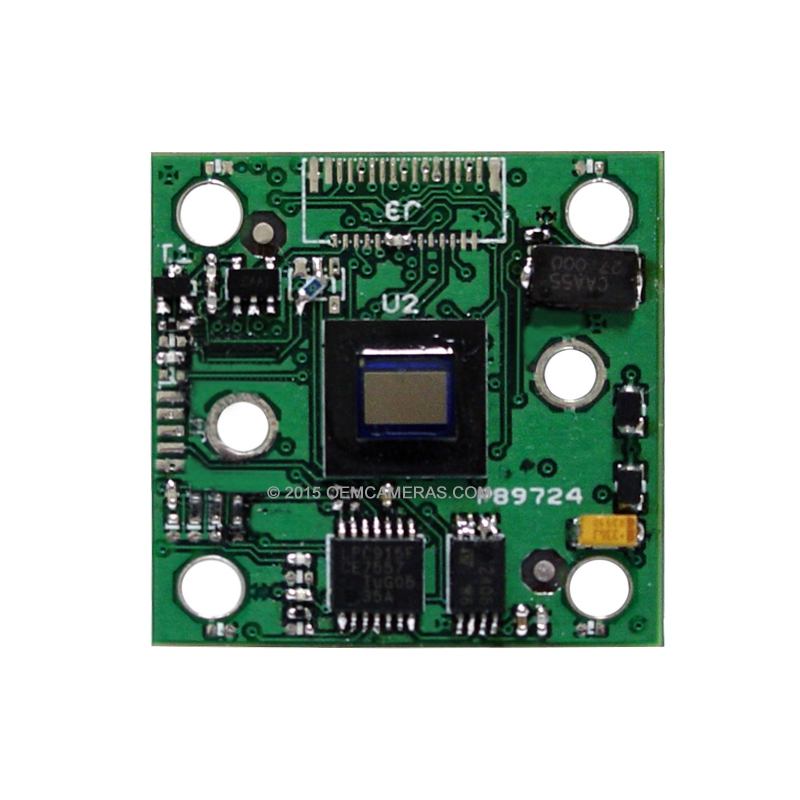 Videology 24B752XA - Monochrome CMOS Board Camera