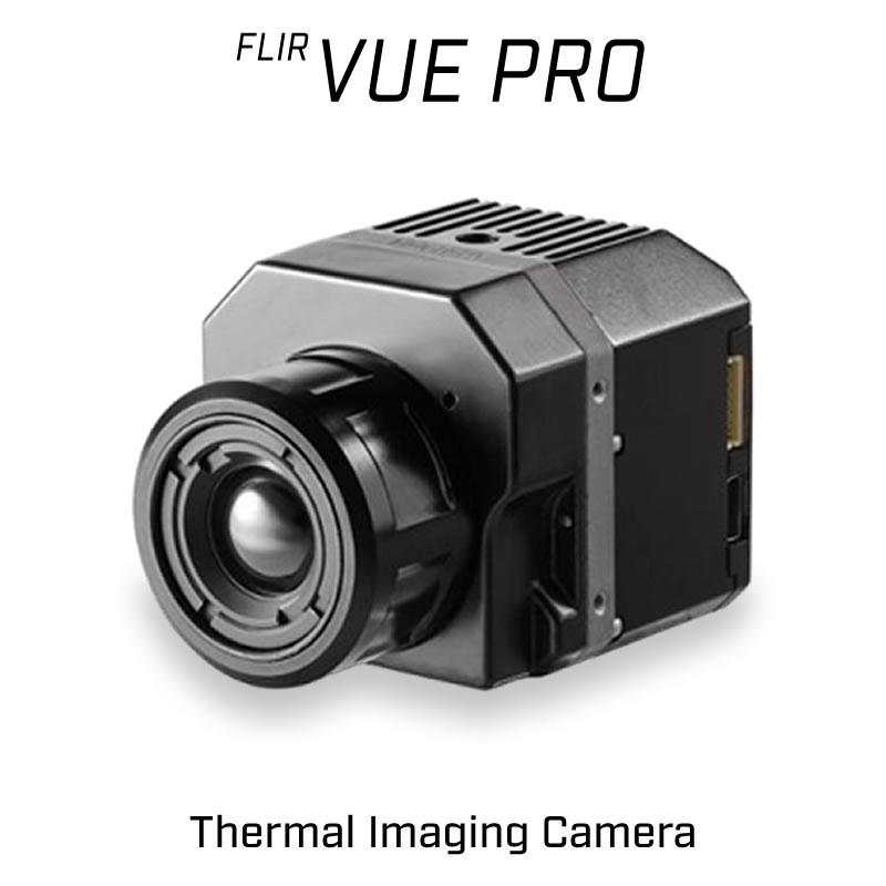 FLIR VUE PRO 336 x 256 35MM 9.3° HFOV - LWIR Thermal Camera for Drones <9Hz