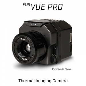 FLIR VUE PRO 336 x 256 35MM 9.3° HFOV - LWIR Thermal Camera for Drones 30Hz