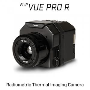 FLIR VUE PRO R 640 x 512 19MM 32° HFOV - LWIR Radiometric Thermal Camera for Drones 30Hz