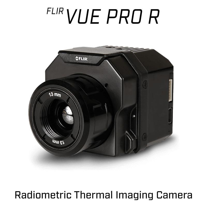 FLIR VUE PRO R 336 x 256 6.8MM 45° HFOV - LWIR Radiometric Thermal Camera for Drones 30Hz