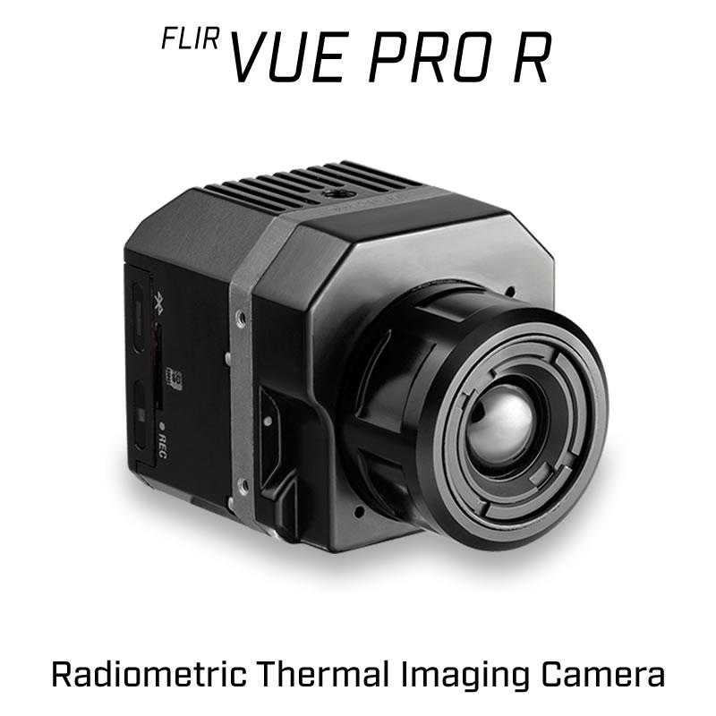 FLIR VUE PRO R 640 x 512 9MM 69° HFOV - LWIR Radiometric Thermal Camera for Drones <9Hz
