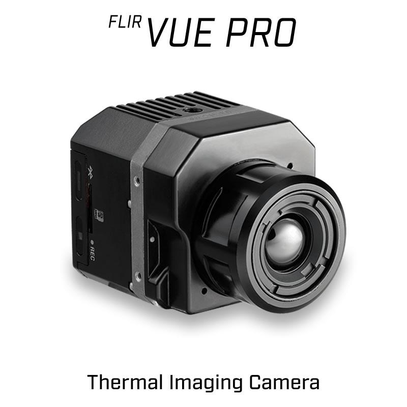 FLIR VUE PRO 336 x 256 35MM 9.3° HFOV - LWIR Thermal Camera for Drones 30Hz
