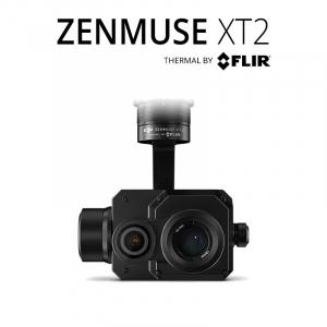 FLIR XT2 336 x 256 25°HFoV LWIR Dual Payload Drone Gimbal