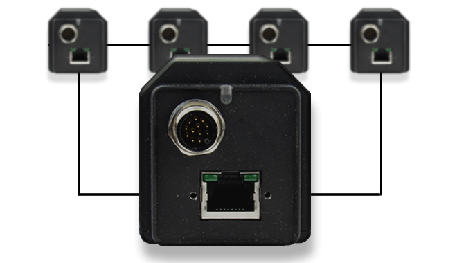 Connect Multiple Cameras