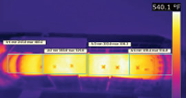 World-Class thermal imaging capablities