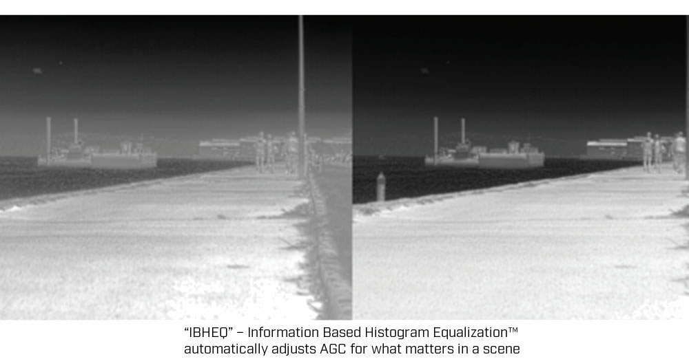 Histogram Equalization - HEQ