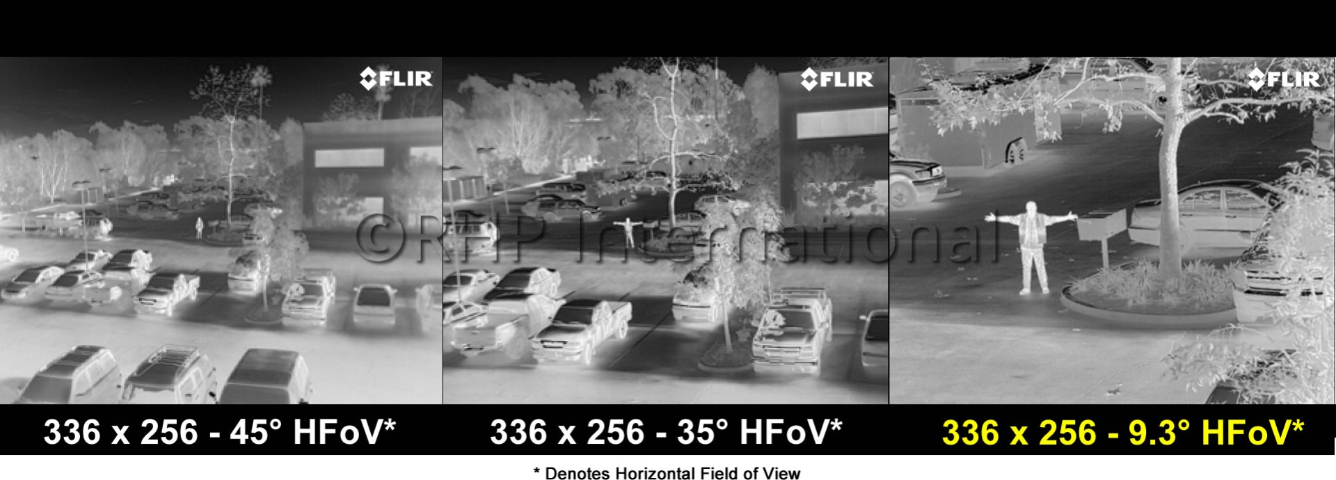 FLIR VUE PRO 336 Thermal Imager 35mm Lens - 30Hz